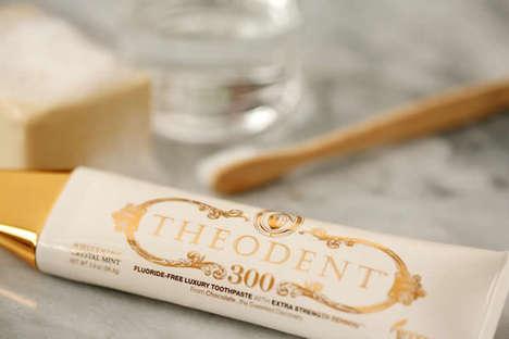 $100 Luxury Toothpaste Tubes