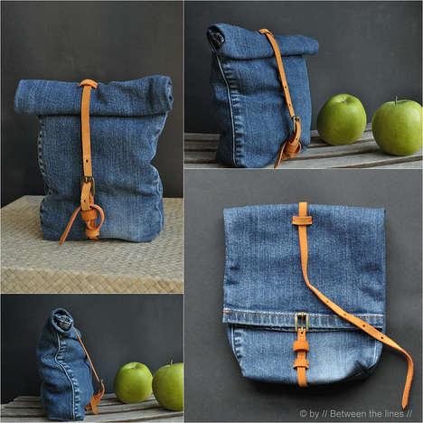 DIY Denim Bags