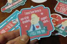 Cheeky Mayor Valentine Cards - Take the Sappy Out of V-Day with a Funny Rob Ford Valentine's Card
