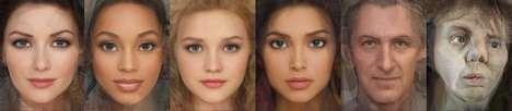 Disney Princess-Inspired Portraits
