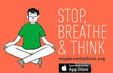 Instructive Meditation Apps - Stop, Breathe and Think is a Self-Taught Meditation App