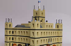 British Period Drama Toys - LEGO Downton Abbey Captures the Look of the Series