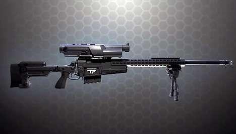 Computerized Combat Military Rifles