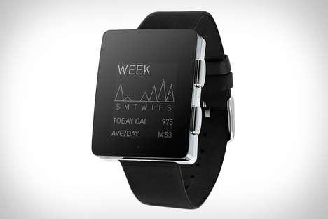 Stylish Health-Tracking Bracelets