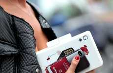Iconic Polish Smartphone Cases - Look Fabulous with Chanel's Red Nail Polish Smartphone Case