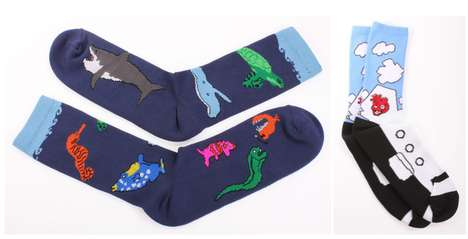Childlike Sock Accessories