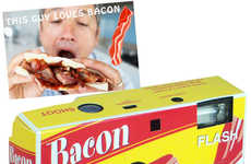 Bacon-Themed Cameras