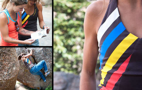 Stylish Climbing Gear - La Sportiva's Technical Climbing Gear Takes Cues from the 70s