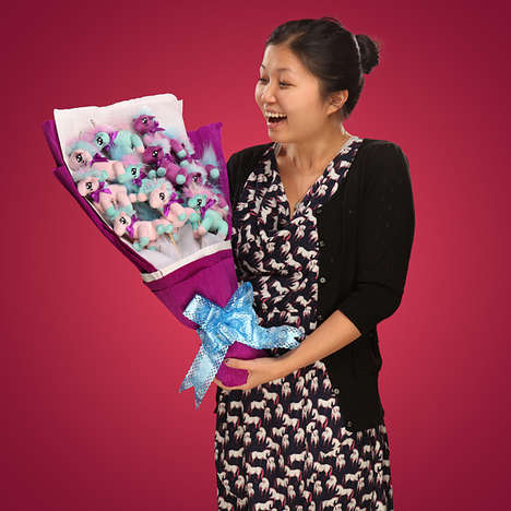 Keep Your Romance Magical with a Plush Unicorn Bouquet
