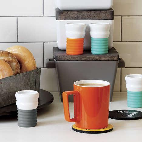 Break-Resistant Cafe Cups