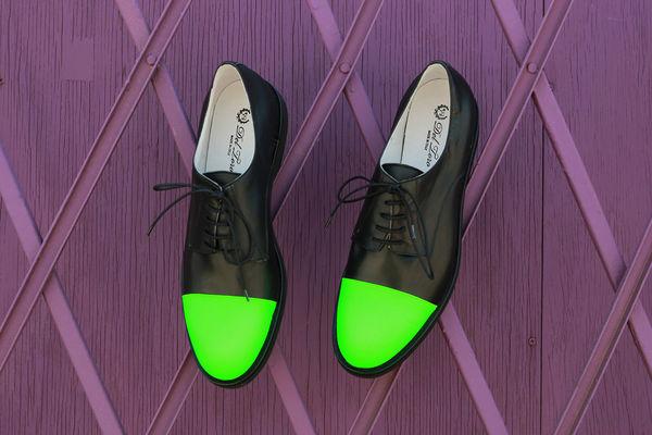 52 Gnarly Neon Colored Kicks