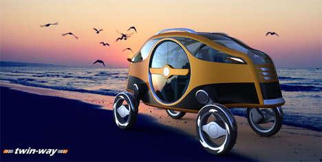 Autonomous Urban Autos