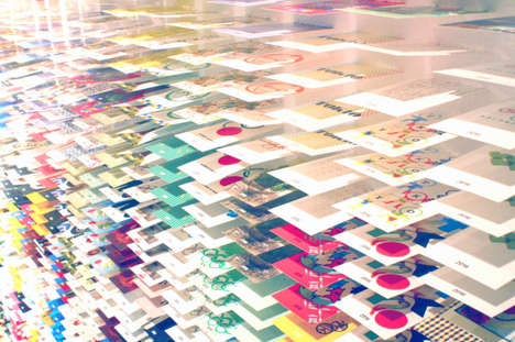 Business Card Installations