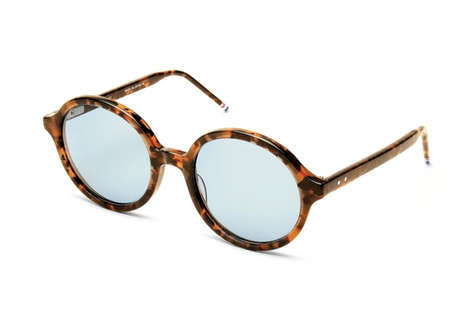 Archival Rounded Sunglasses