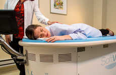 Ultrasound Mammogram Machines - The Innovative SoftVue System Improves Breast Cancer Detection
