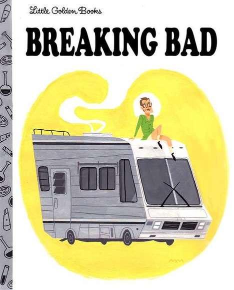 Classic Children Book Parodies