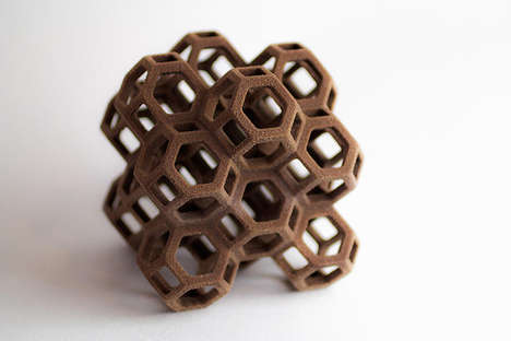 3D Printed Chocolates - The New 3D Systems and Hershey Partnership Promise to Make 3D Chocolates