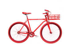 Fashionable Modern Bicycles - Martone Cycling Co. Designs Bold Statements for the City
