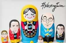 Social Media Matryoshka Dolls