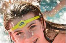 Drown-Preventing Swim Devices - The iSwimband is a Safety Swimwear Accessory