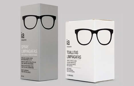 Bifocal Optometry Branding