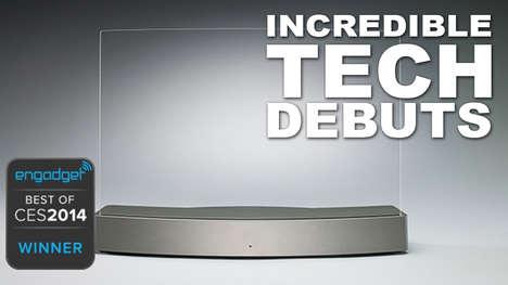 Incredible Tech Debuts