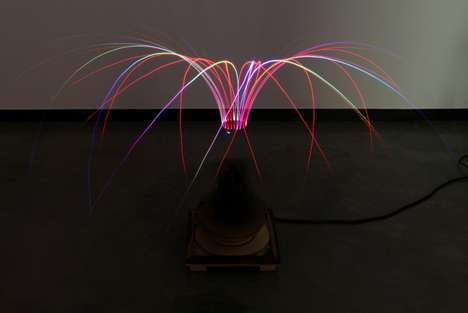 Robotic Light Sculptures