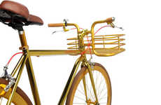 Fashionable Designer Bikes