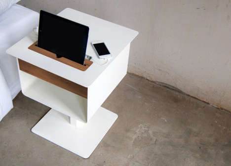 Tablet Stand Side Tables