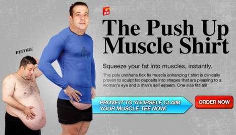 Deceptive Body-Improving Ads