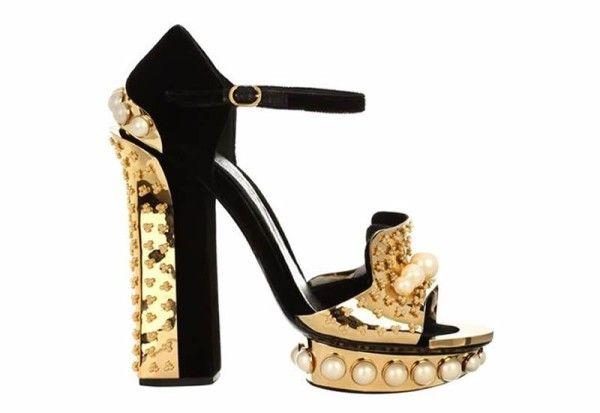 55 McQueen Footwear Designs