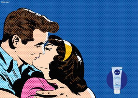 Artsy Blemish-Free Ads