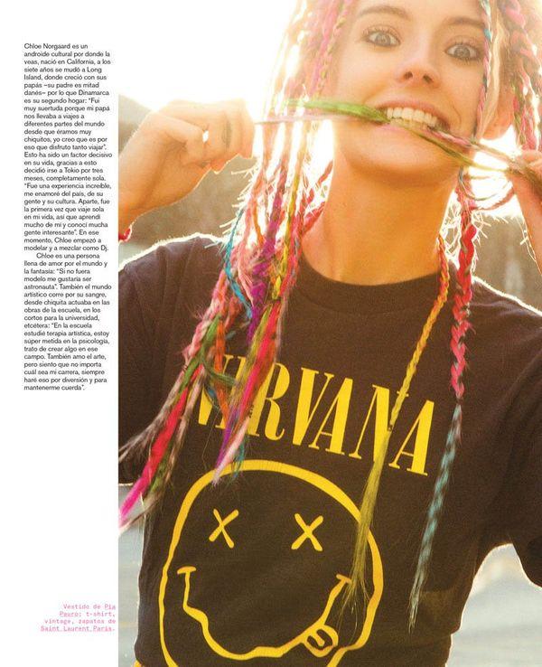 20 Nylon Editorials