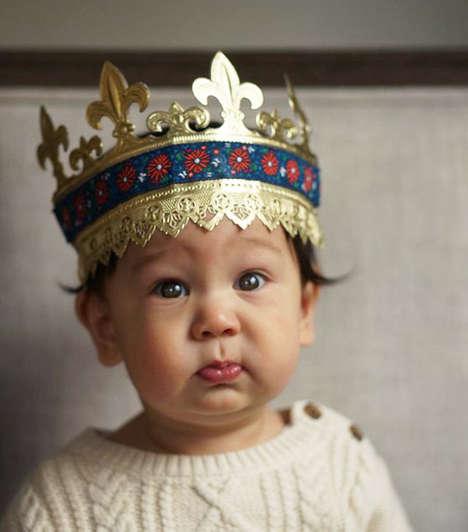 Chic Children's Crown Tutorials