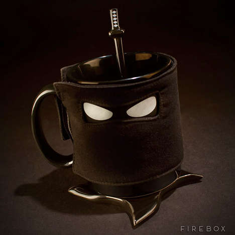 Cloaked Coffee Cups