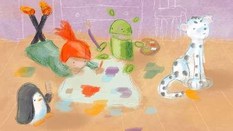 Code-Teaching Children's Books