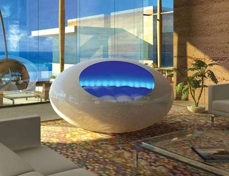 Isolation Serenity Pods - The Tranquility Pod Will Relax Your Body and Refresh Your Mind
