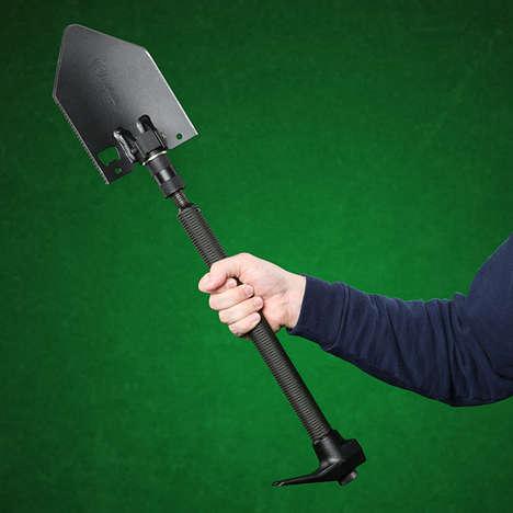 Versatile Zombie-Killing Shovels