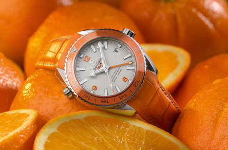 Vibrant Fruit-Inspired Timepieces