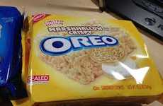 Savory Sweet Cookie Flavors - There Will Soon be Two New Oreo Cookie Flavors in the Family