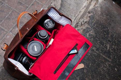 Medical-Inspired Camera Bags