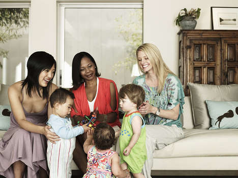 Matchable Motherly Parenting Networks - Mom Meet Mom is a Network for Mothers to be Matched Up