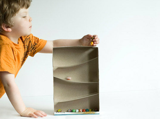 48 Crafty DIY Cardboard Projects