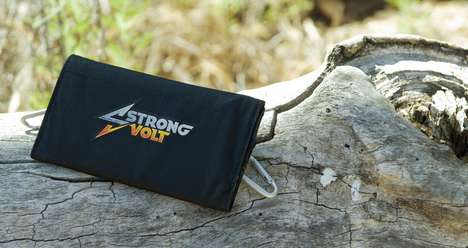 Multi-Compatible Solar Chargers