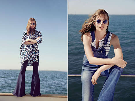 Retro Lakeside Lookbooks
