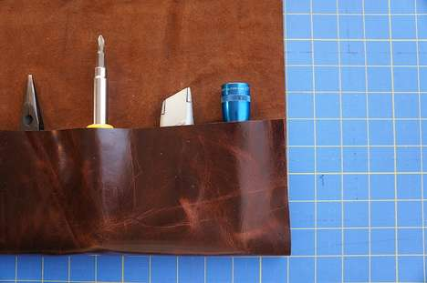 Crafty Leather Tool Belts