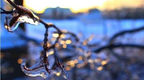 Destructive Ice Storm Videos