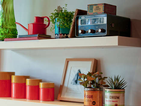 Homey Eclectic Cafes