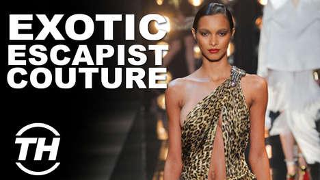 Exotic Escapist Couture