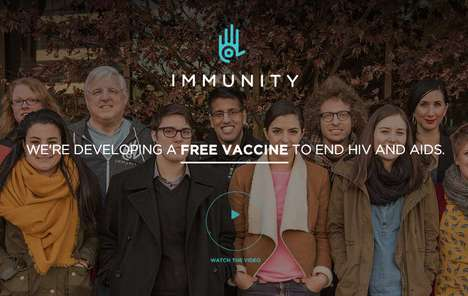 Crowdfunded Virus Vaccines